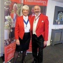 John & Lesley Toastmasters Kent