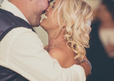 first dance at a Redfords wedding