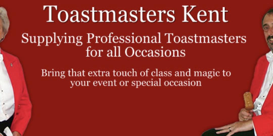 Toastmasters Kent logo contact