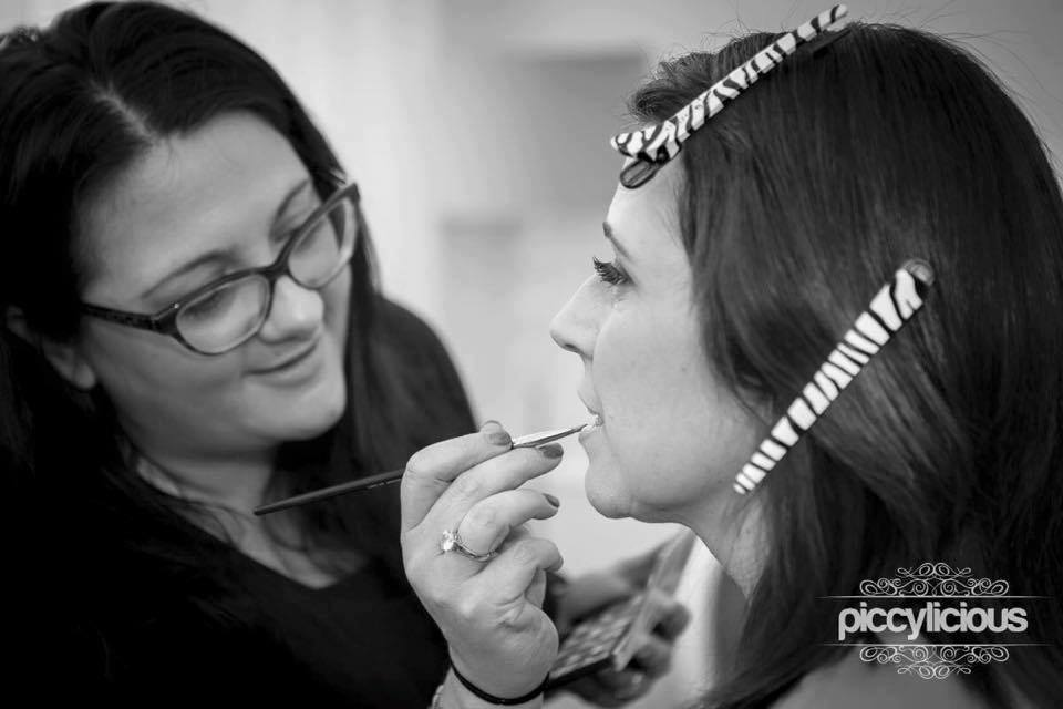 Clare Lake Makeup artist
